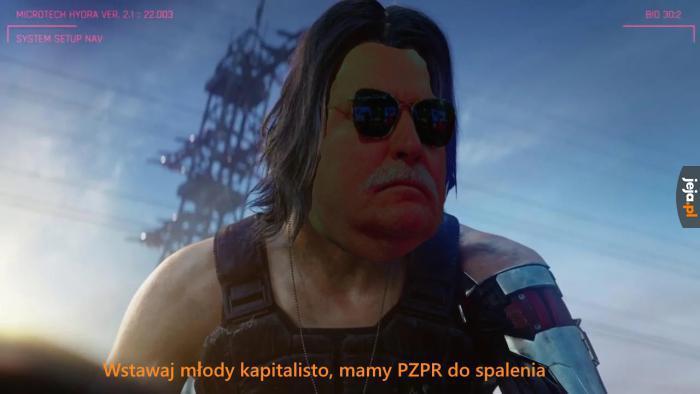 CyberSolidarność 2077