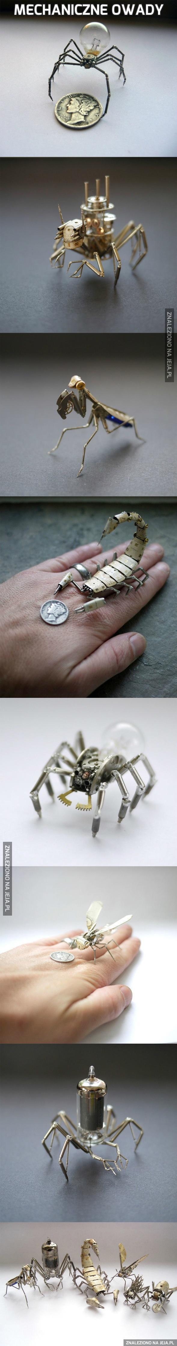 Mechaniczne owady