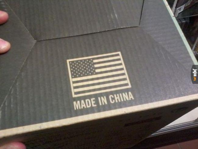 Amerykańska chińszczyzna