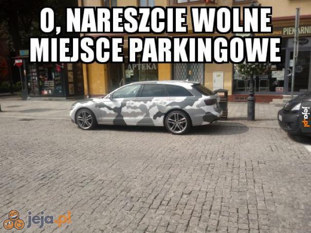 Nie dostaniesz mandatu, jeżeli policja nie zauważy auta