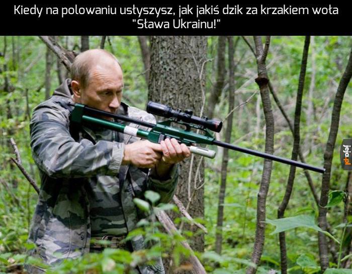 Teraz Putinowi się nie wymkniesz!