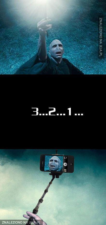 Voldemort, co ty tu robisz?