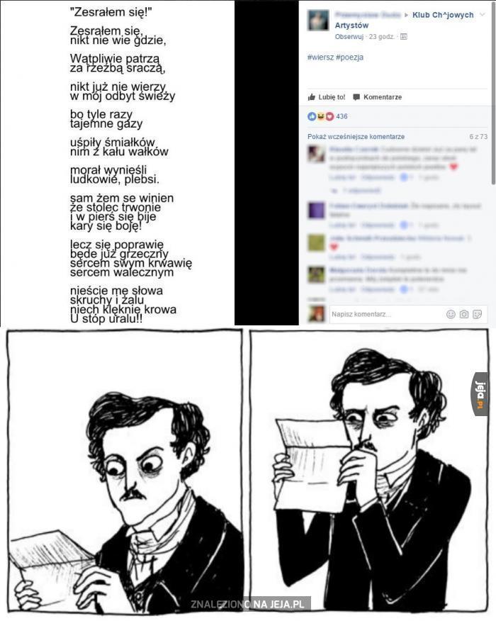 Współczesna poezja