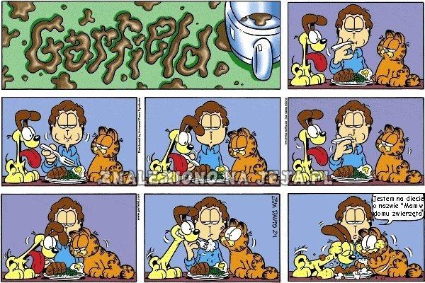 Garfield: Dieta