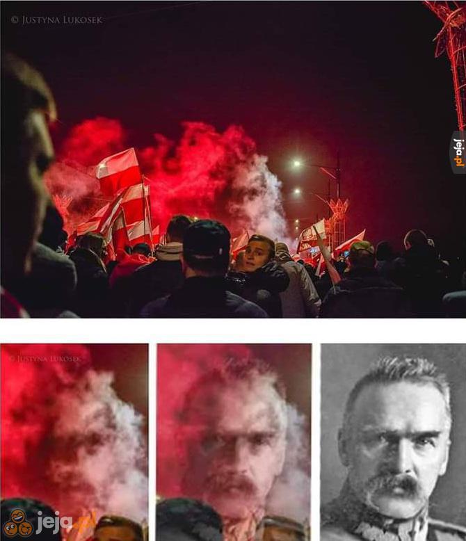 Objawienie Piłsudskiego