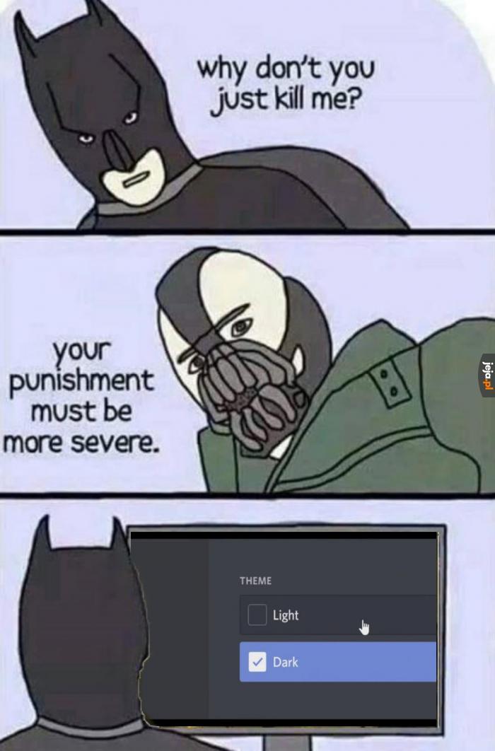 Najgorsza kara