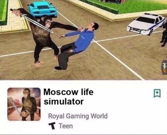 W Rosji nie ma lekko