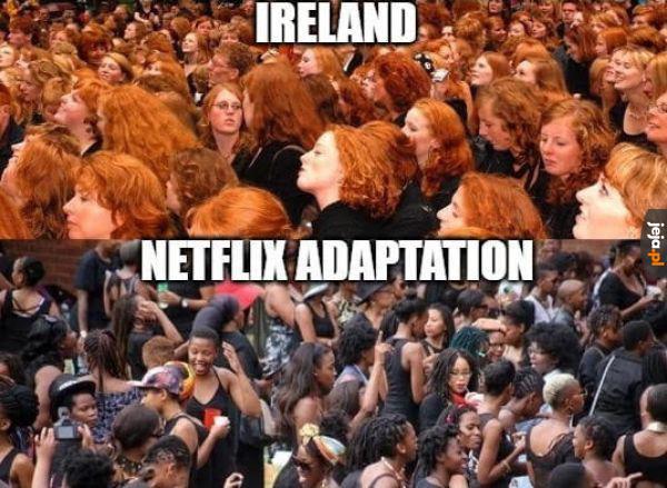 Tak właśnie wygląda Irlandia