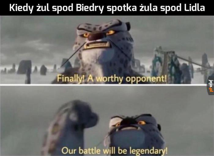 Legendarna walka
