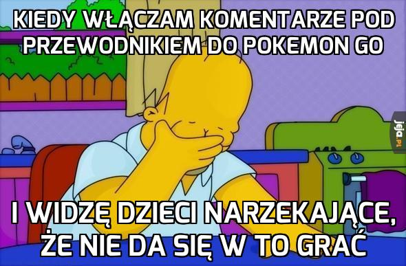 Przewodnik do Pokemon GO