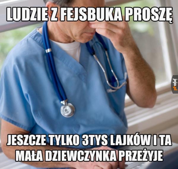 Moc Facebooka