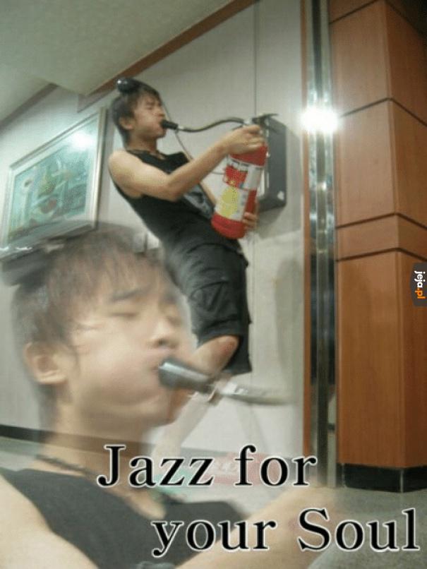 Jazz dla twej duszy