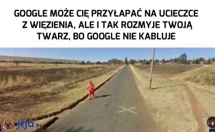 Google jest dobre. Bądź jak Google