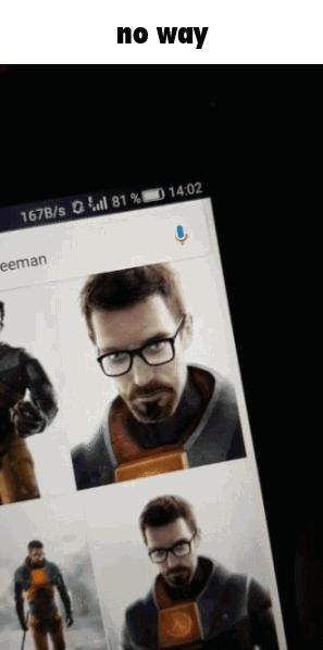 Przecież to pan Freeman!