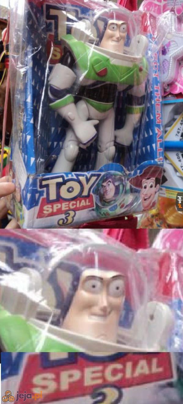 Zabawka bardzo specjalna
