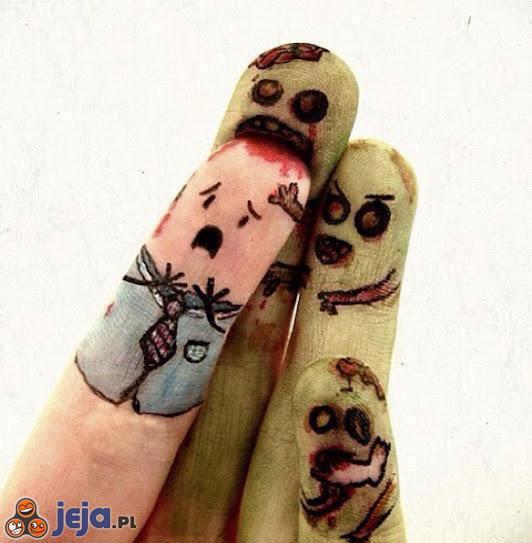 Paluchy zombie
