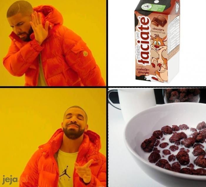 Lubicie mleko czekoladowe?