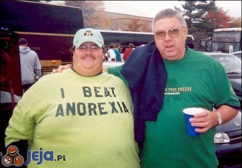 Pokonać Anoreksję