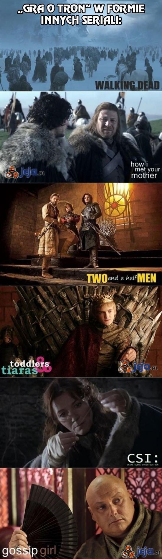 """""""Gra o tron"""" z innej perspektywy"""
