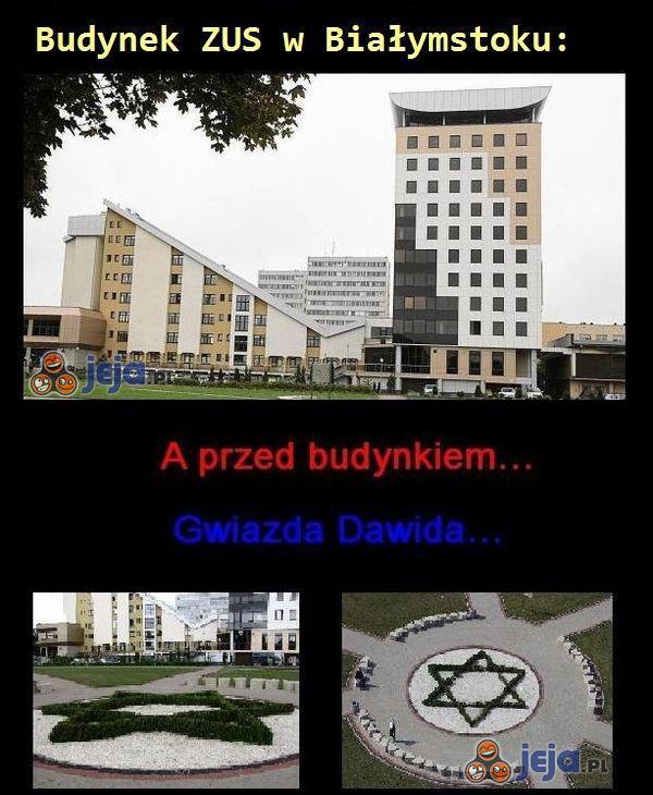 To jeszcze Polska czy już Izrael?
