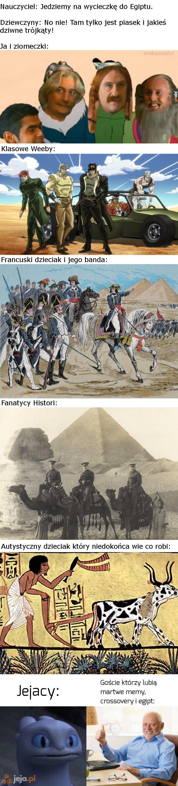 Egipski crossover
