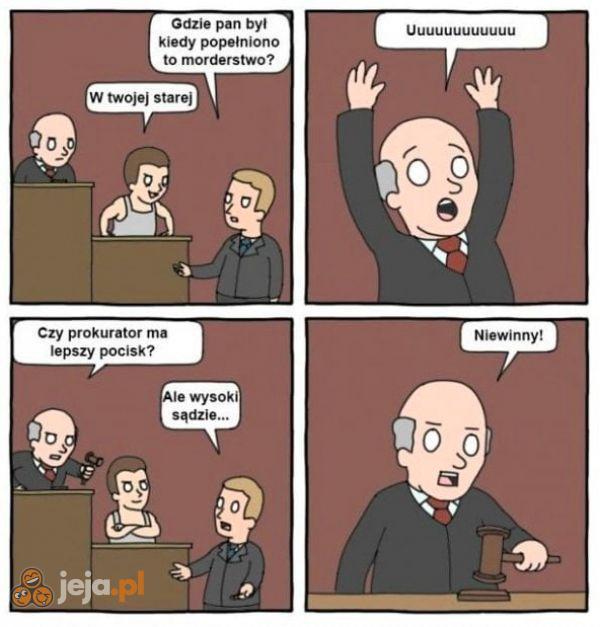 Sprawiedliwy wyrok