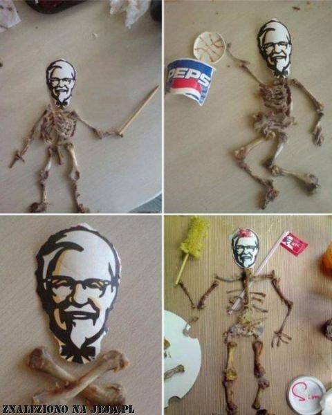 Dziadek KFC