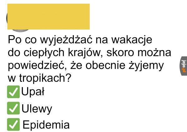 Tropikalna Polska