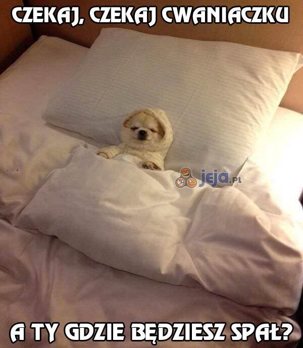 Pora iść spać