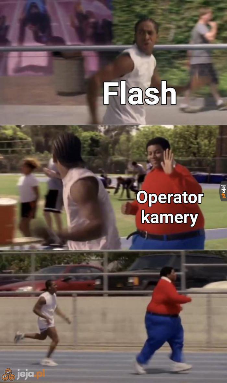 Jednak jest ktoś szybszy