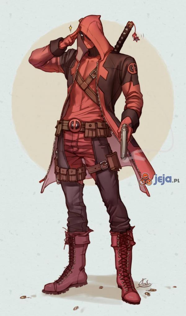 Assassin's Creed Deadpool Edition