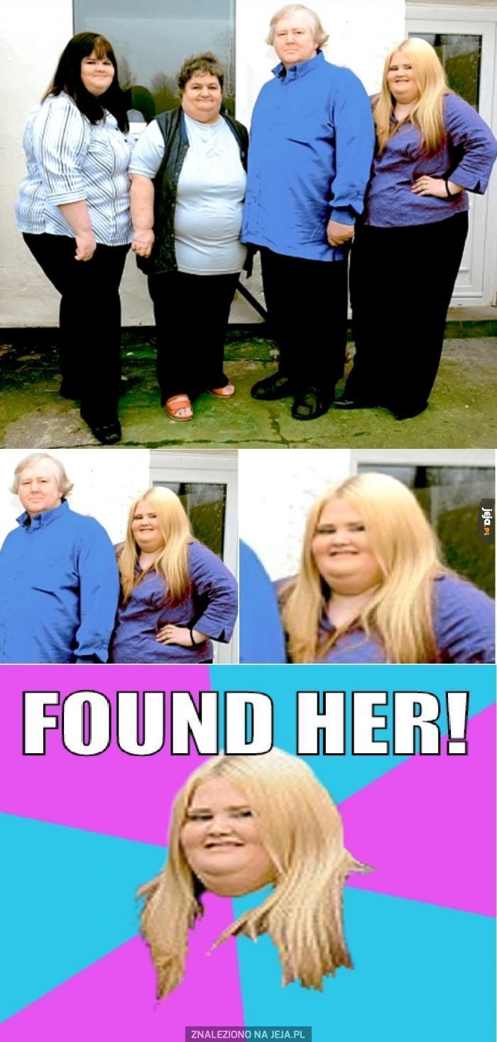 Znalazłem ją!