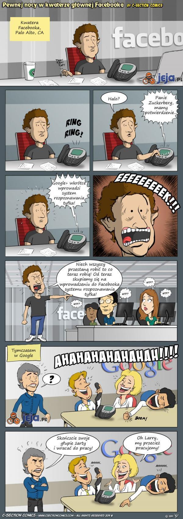 Trollowanie Facebooka