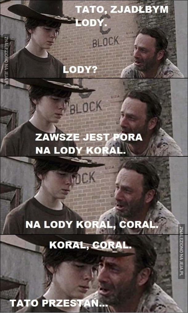 Lody Koral