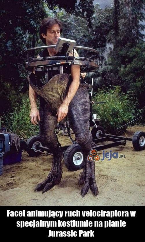 Na planie Jurassic Park