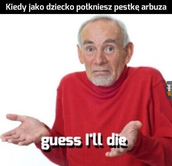 Śmierć bardzo