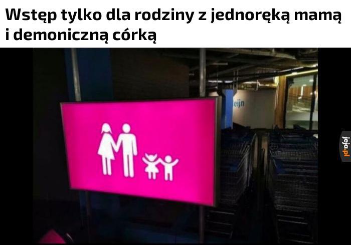 Urocza rodzinka