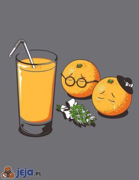 Pogrzeb pomarańczy