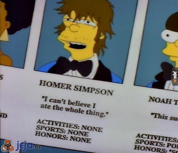Podsumowanie edukacji Homera