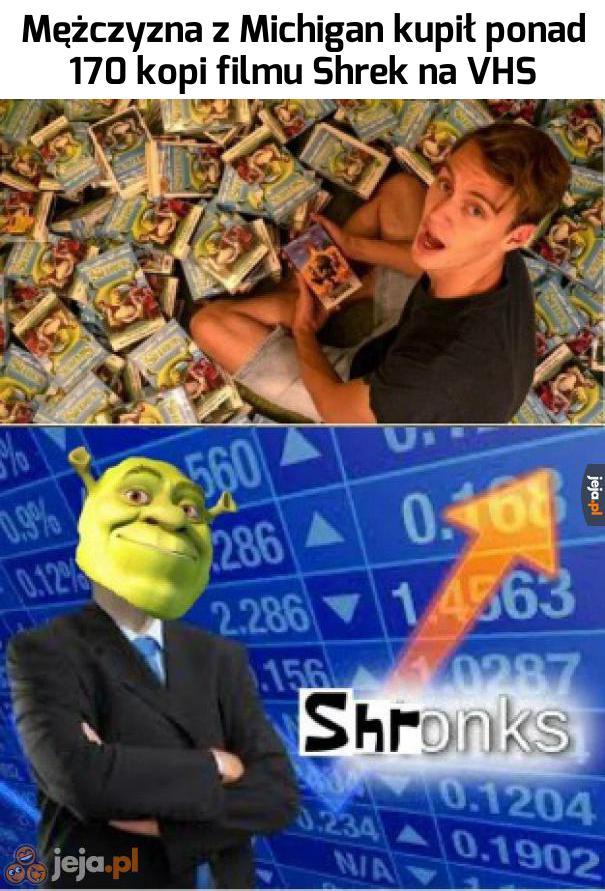 Shrek jest miłością, Shrek jest życiem