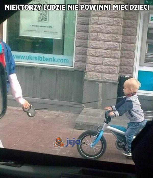 Niektórzy ludzie nie powinni mieć dzieci