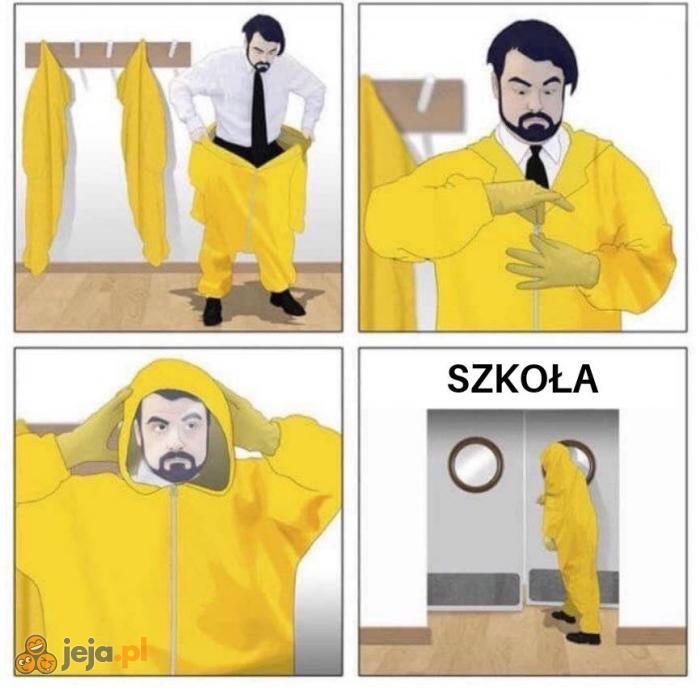 Trzeba dbać o bezpieczeństwo
