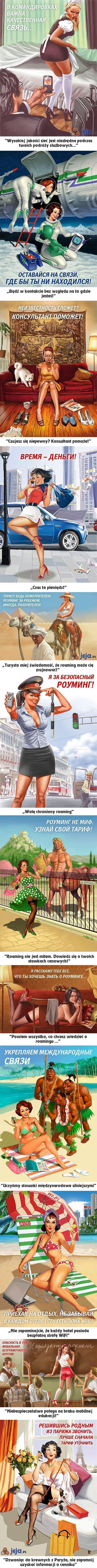 Rosyjskie reklamy
