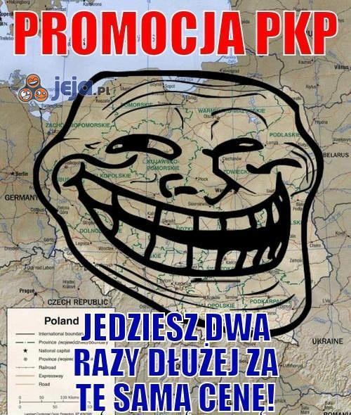 Promocja PKP
