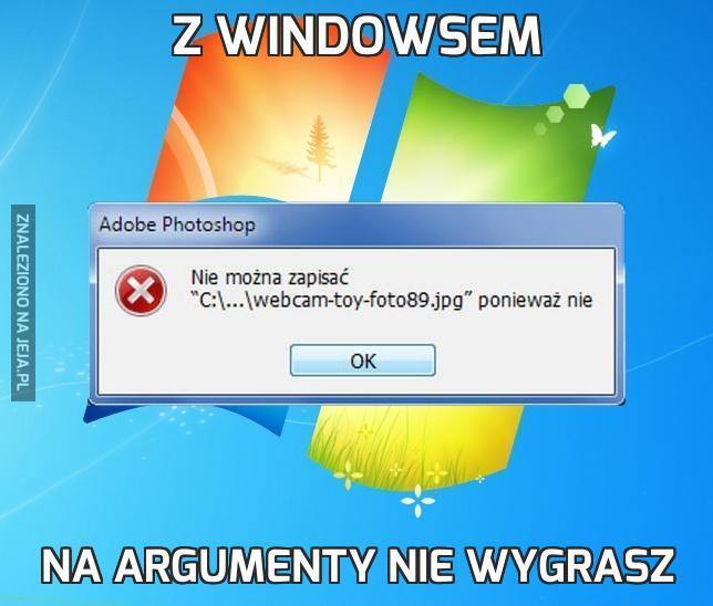 Z Windowsem