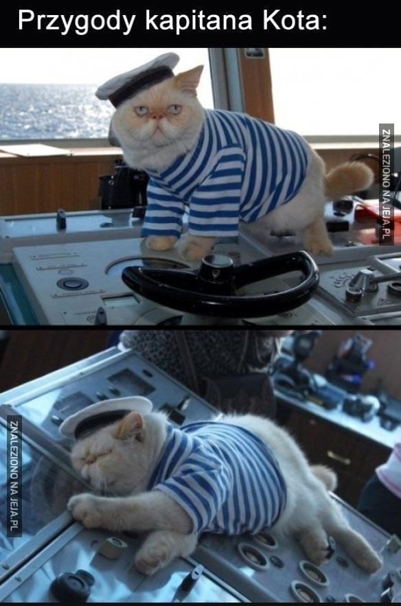 Przygody kapitana kota