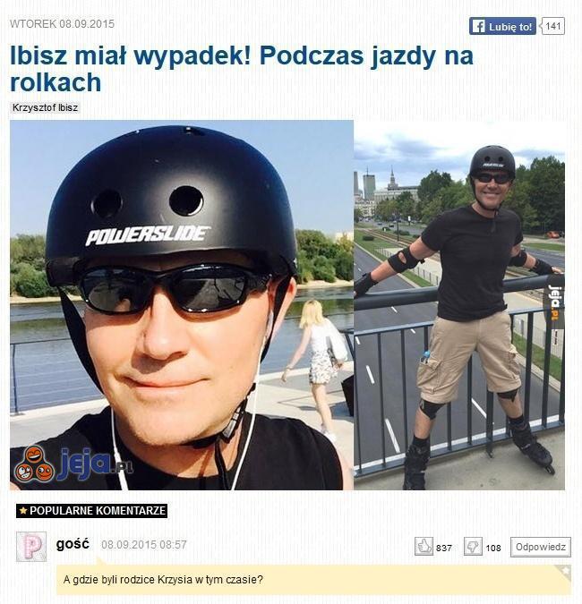 Wypadek Ibisza