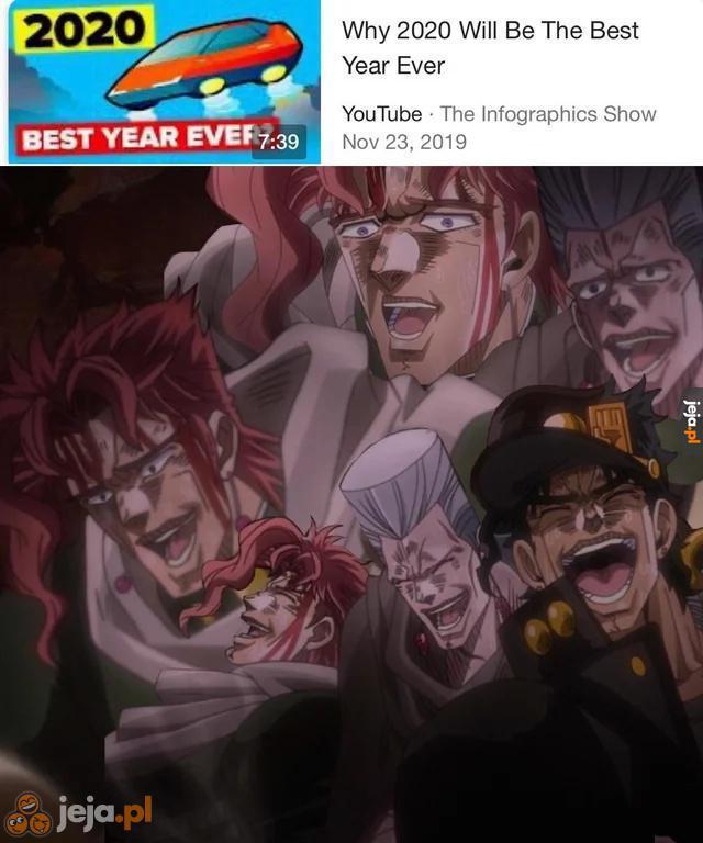 Najlepszy rok ever