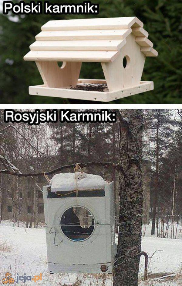 W Rosji wszystko jest inne