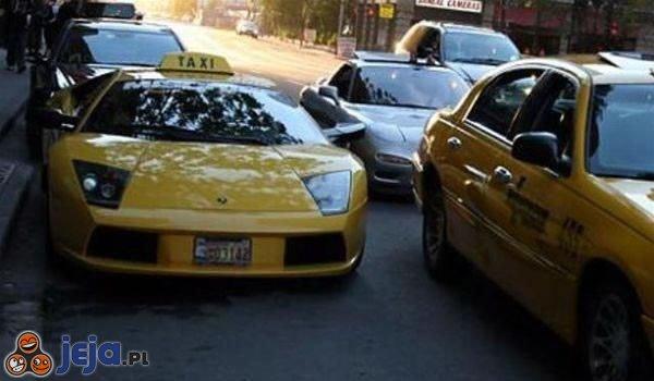 Luksusowe taxi